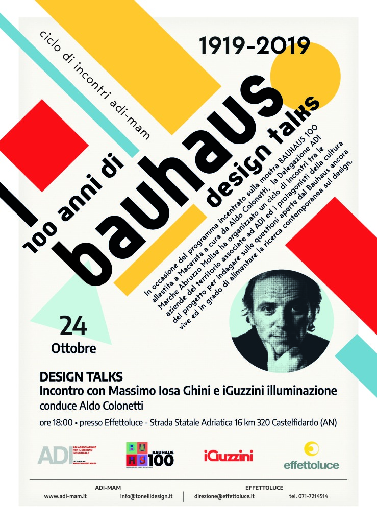 design talks bauhaus